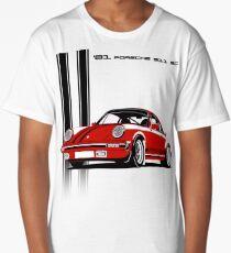 Porsche Long T-Shirt