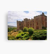 Lienzo The Lake District: Muncaster Castle