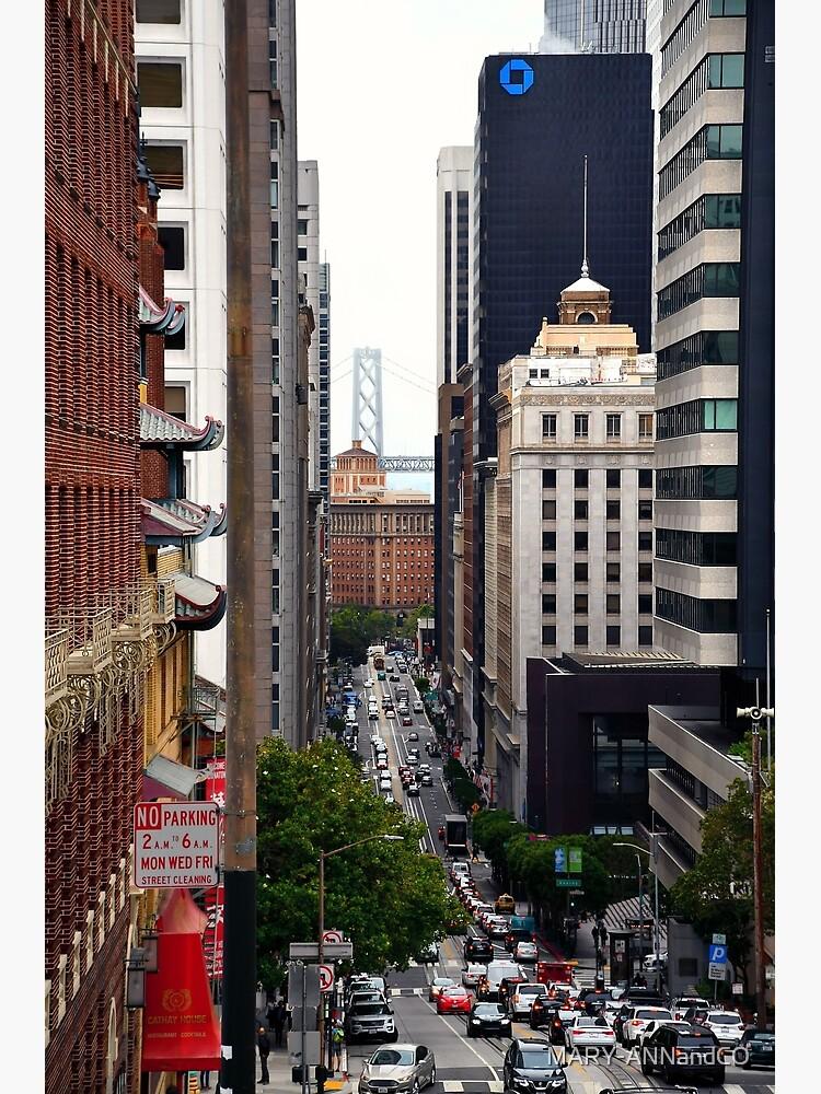San Francisco, California  by MARY-ANNandCO