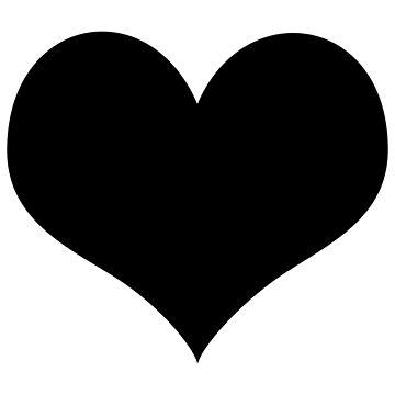 Ralsei Heart by PopCultureRef