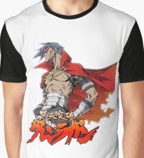 Kamina - Gurren Lagann Graphic T-Shirt