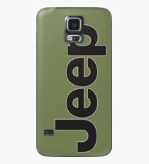 Jeep Classic  Case/Skin for Samsung Galaxy