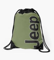 Jeep Classic  Drawstring Bag