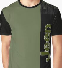 Jeep Rough Graphic T-Shirt