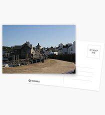 Bowmore High Street, Isle Of Islay, Scotland Postcards