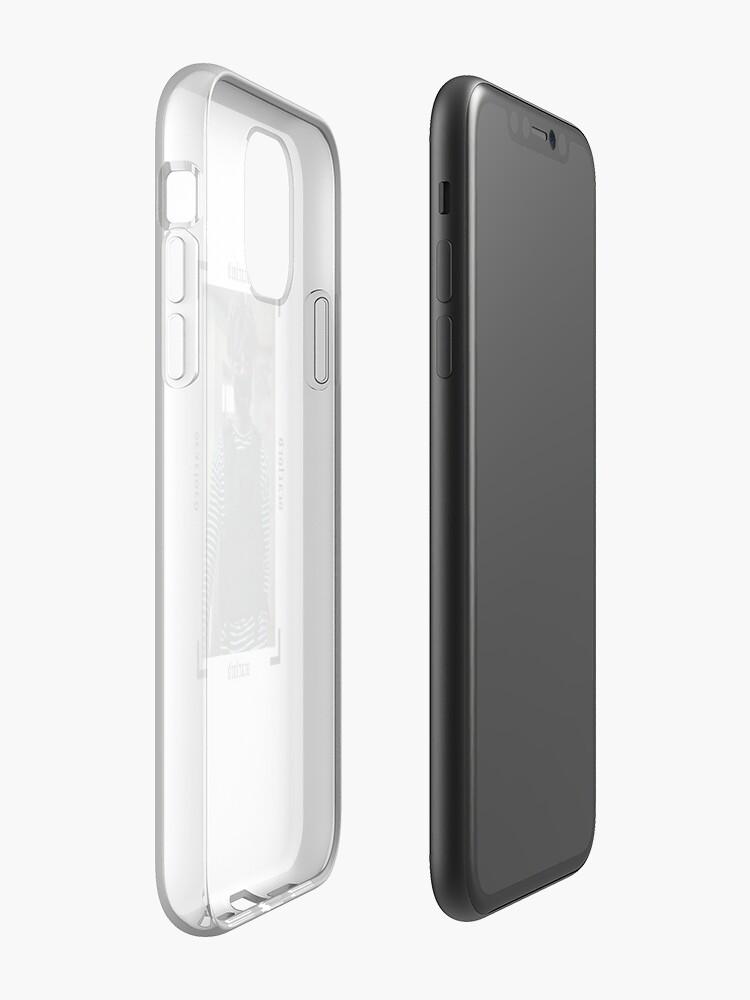 Coque iPhone «Scxrlord», par chrishartley