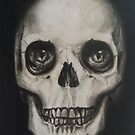 SKULL - 1 by suzanblac