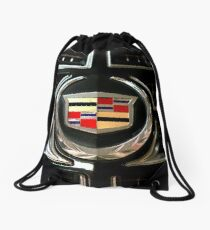logo Emblem Drawstring Bag