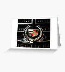 logo Emblem Greeting Card