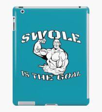 Swole Is the Goal iPad Case/Skin
