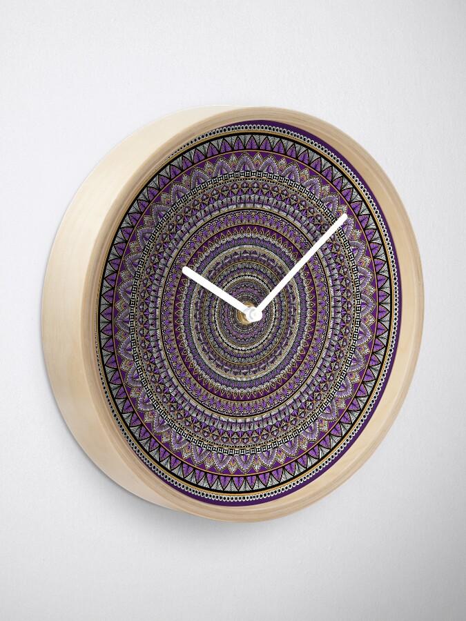 Alternative Ansicht von Traubenliebe Uhr