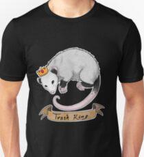 Trash King Opossum Possum Unisex T-Shirt