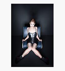 Neurographer Manatee Heart Erotic Arts Photographic Print