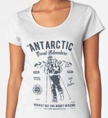 ANTARCTIC GREAT ADVENTURE    T-SHIRT   Women's Premium T-Shirt