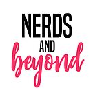 Nerds and Beyond - Modern Logo by nerdsandbeyond