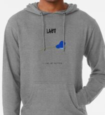 Lauv - I Like Me Better  Lightweight Hoodie