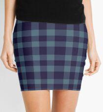 Black Currant  Mini Skirt