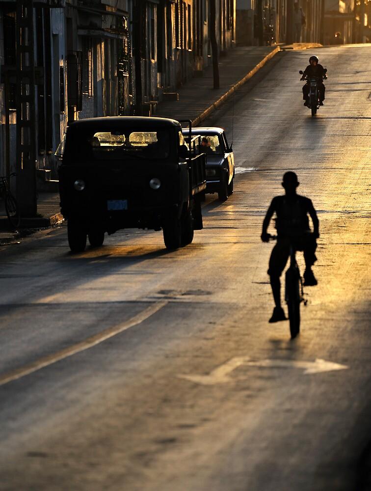 Rush Hour by Kasia Nowak