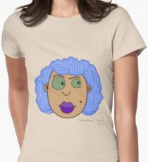 Looking Leila  Women's Fitted T-Shirt