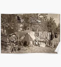 Camp of the Patriot Poster