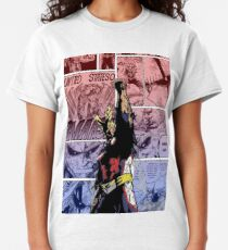 All Might, Symbol of Peace! Phone Cover by KarlMoose -   Classic T-Shirt