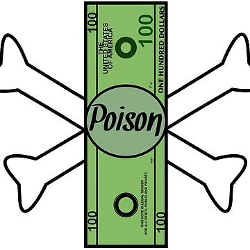 Money is Poison by JohnChocolate