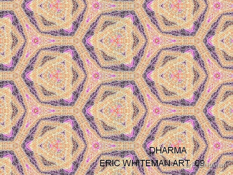 ( DHARMA )  ERIC WHITEMAN ART   by eric  whiteman