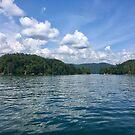 Lake Jocassee by BeachBumFamily