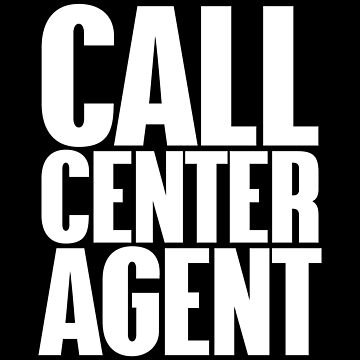 Call Center Agent White Version by desexperiencia