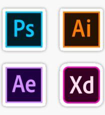 Adobe Sticker Pack Sticker