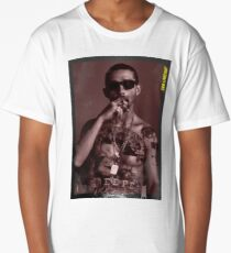 "Shia LaBeouf ""Tatts"" Long T-Shirt"