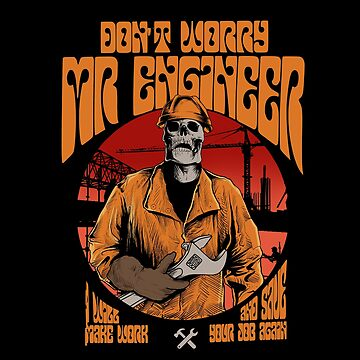 Mr Engineer by damnoverload