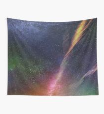 Cosmic Crossing Wall Tapestry