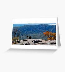 Hudson Valley Vista Greeting Card