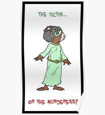 the guinea pig murders 6: the victim... or the murderess? Poster