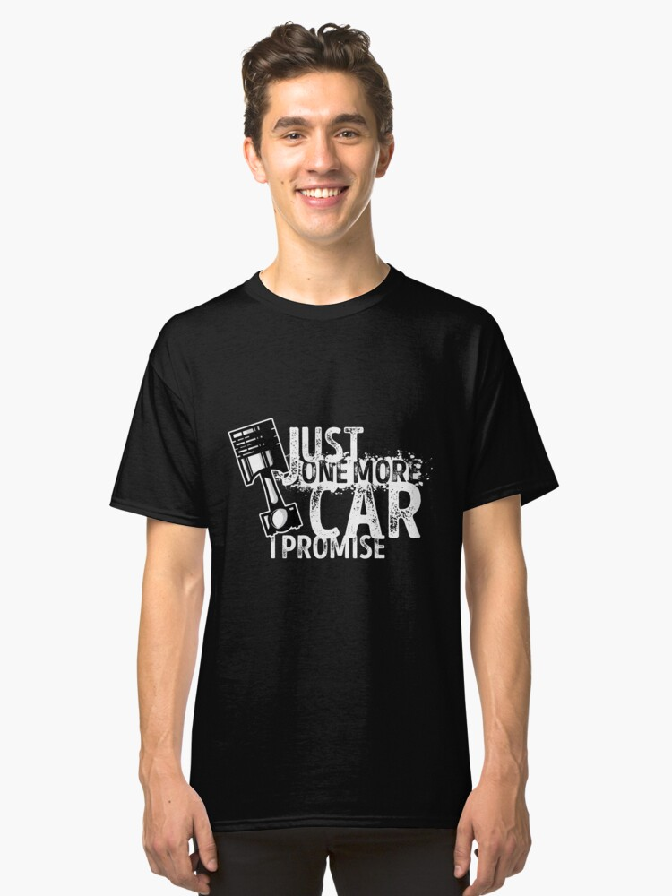 da4a88543 Just One More Car I Promise' Car Lover Gift