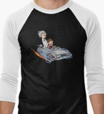 Great Scott Cruising Men's Baseball ¾ T-Shirt