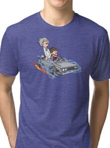 Great Scott !!! Tri-blend T-Shirt
