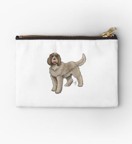 Spinone Italiano Studio Pouch