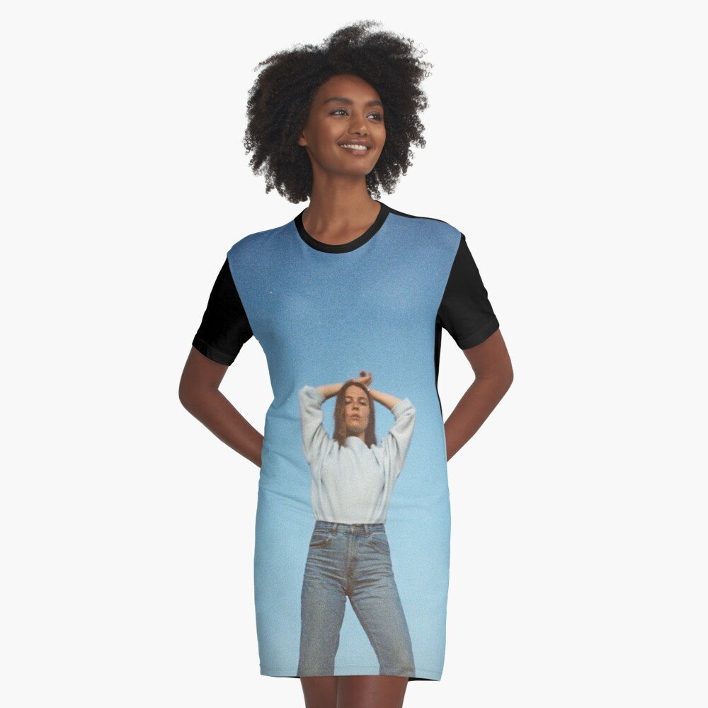 Maggie Rogers T-Shirt Kleid