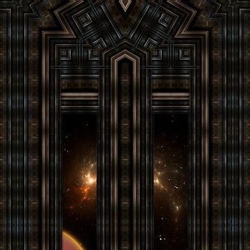 Doorway To Eternity by xzendor7