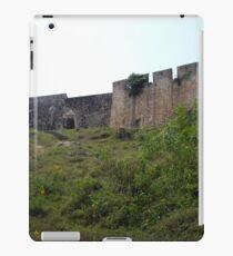 a desolate Ghana landscape iPad Case/Skin