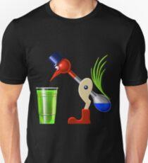 The Drinking Bird Unisex T-Shirt