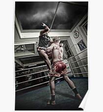 Amm Muay Thai - Elbow Poster