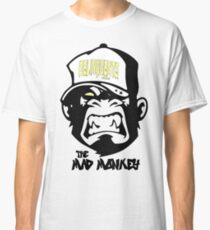 Gangster - Thug - Monkey Cartoon - Delinquent Nato Classic T-Shirt