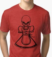 Costumes circus - Bavarian style - beer tent - Germany - Austria Tri-blend T-Shirt