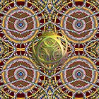 Cosmic Arpeggio by DreamGardenArt