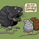 Rat Candy by Jennifer Smith