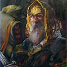 Dwarf Warriors - Lord of the Rings Series by Pieter Zaadstra