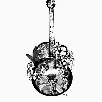 Organic Tone (small) by mylesaway